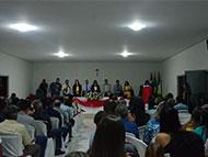 Inauguração da sede própria da Câmara de Guajeru