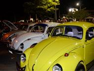 2º Encontro de Carros Antigos