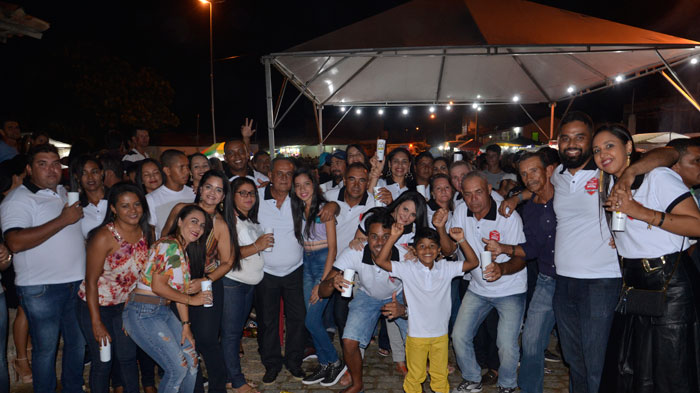 1º Apaixona Areião - Mirante Bahia