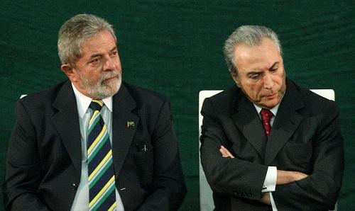 Câmara articula foro privilegiado para Temer e Lula