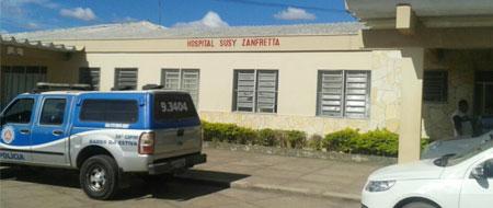 Jovem é alvejado no rosto em tentativa de assalto em Lajedinho, zona rural de Barra da Estiva