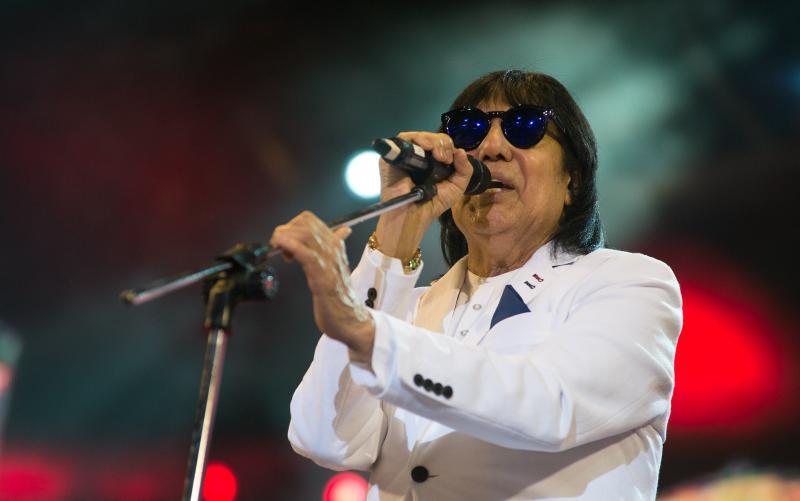 Morre aos 67 anos, o cantor sertanejo Marciano