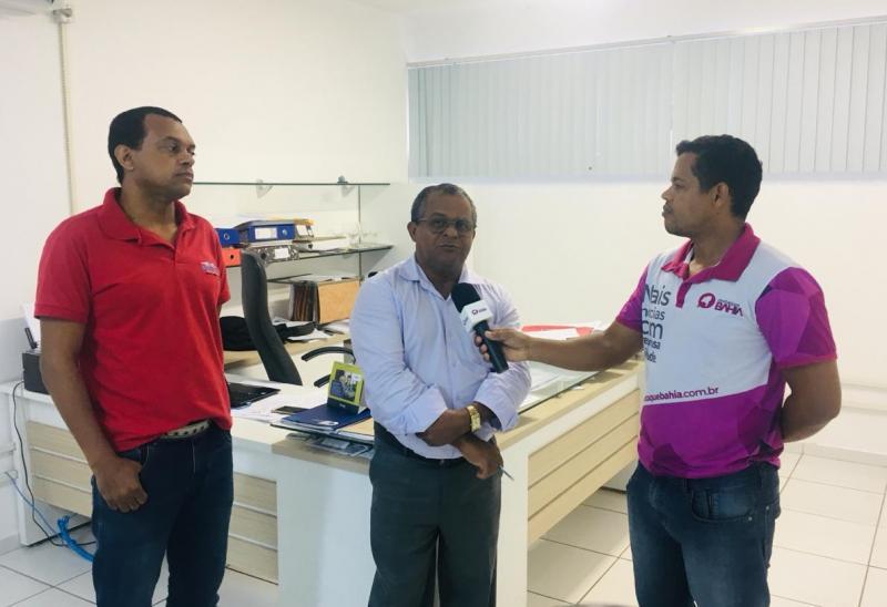 Secretário de Administração de Brumado esclarece questionamentos a respeito de atualização cadastral de imóveis da cidade; confira a entrevista