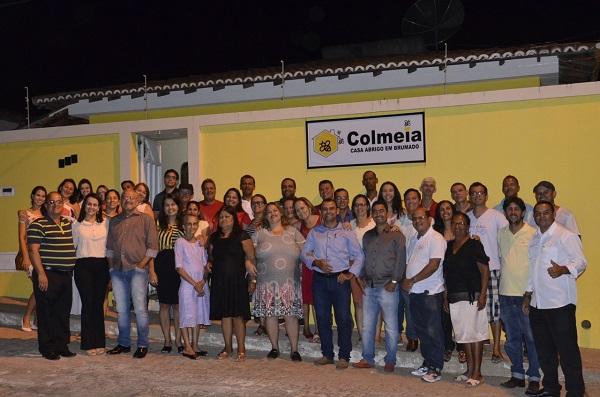 Colmeia: do Projeto Criança Feliz, casa de apoio para receber pessoas em tratamento de saúde é inaugurada em Brumado