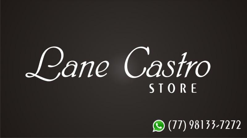 Fique sempre na moda com as novidades da loja virtual Lane Castro Store; preço baixo e entrega para todo Brasil