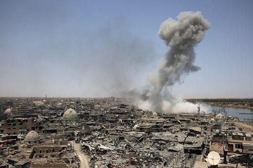 Irã oferece ajuda ao Iraque para reconstruir Mossul