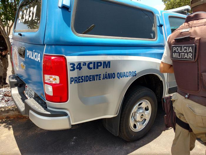 Menor é apreendido por tráfico de drogas em Jânio Quadros