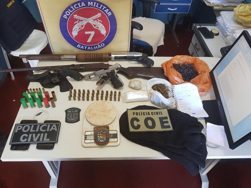 Polícia divulga detalhes da ação que resultou na morte de Babá, suspeito do assassinato do delegado Marco Torres