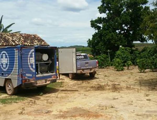 Homicídio: Homem é morto a tiro na zona rural de Tanhaçu