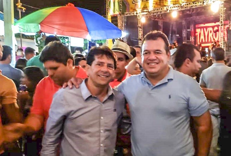 Festejos de São Pedro de Aracatu chega ao fim e organizadores comemoraram o sucesso da tradição