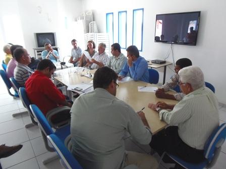 A luta continua, comissão se reúne em prol do retorno DPE