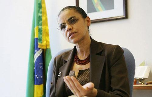 "Fenômeno ""Marina"" cresce no interior da Bahia, diz jornal"