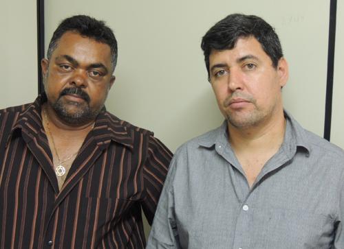 Vereadores Agno Meira e José Carlos de Jonas solicitam criação de   comissão para acompanhamento de limpeza de aguadas