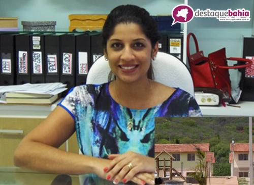 Secretária de Ação Social fala sobre o loteamento Bom Jesus e outros conjuntos habitacionais