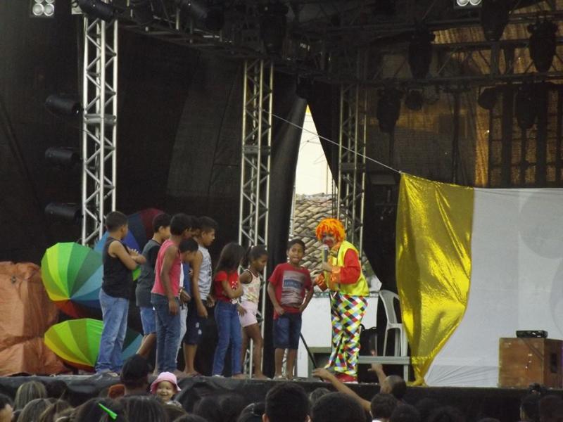 Muitos motivos para comemorar: programação de Aracatu termina com festa gospel