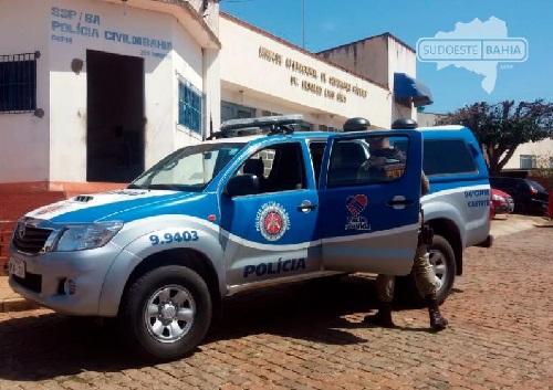 Adolescente, suspeito de tráfico de drogas e homicídios em Guanambi, é detido pela Polícia em Caetité
