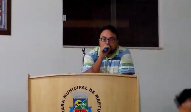 Maetinga: Vereador Chicãozinho cobra da prefeitura limpeza de aguadas e manutenção de estrada e quadra no município