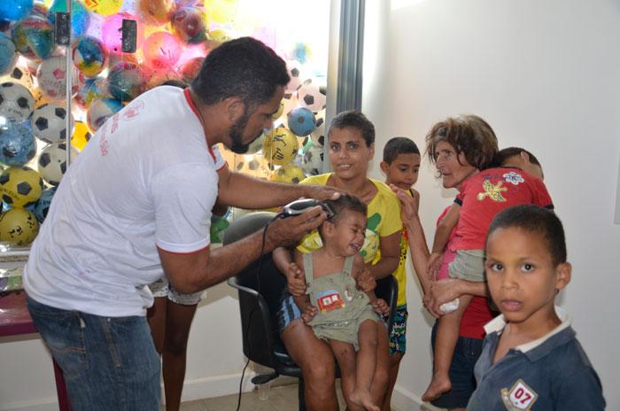 Pax Nacional de Brumado promove celebração antecipada ao Dia das Crianças