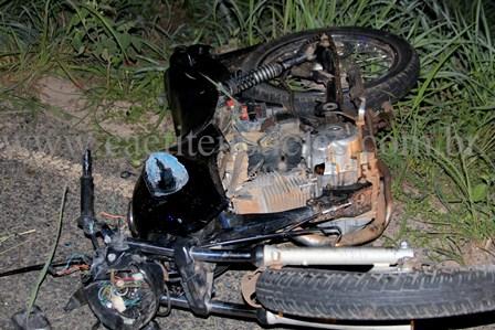 Primeira vítima fatal em acidente de 2014.