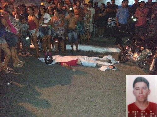 Vitima fatal de acidente no centro da cidade era natural de Malhada de Pedras