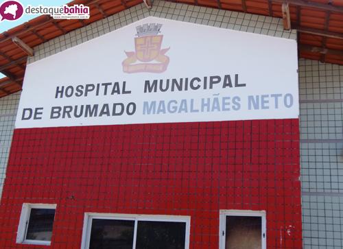 Hospital de Brumado acaba de receber novas cadeiras para sala de espera