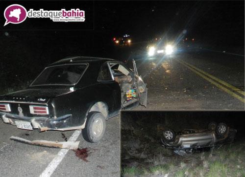 IBITIRA: Lavrador foi levar a esposa para fazer tratamento e na volta para casa morre em acidente