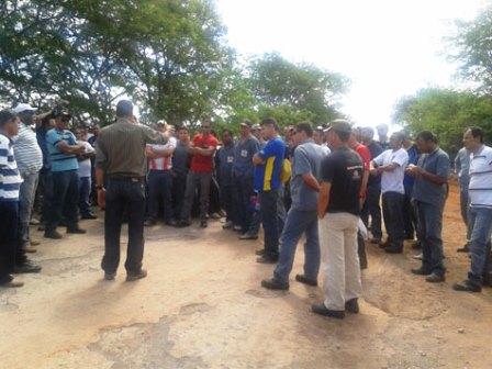 Sem avanço nas negociações salariais funcionários da Ibar Nordeste fazem paralisação de advertência