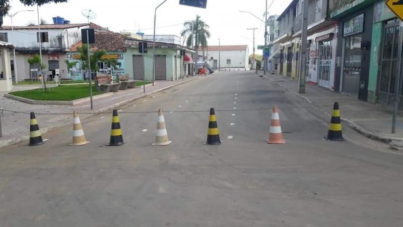 Guajeru tem transporte suspenso; total de cidades na Bahia chega a 394