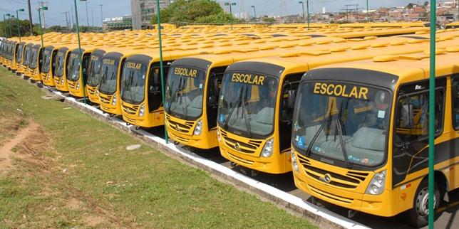 Estado adia pagamento de IPVA 2020 do transporte escolar para setembro de 2021