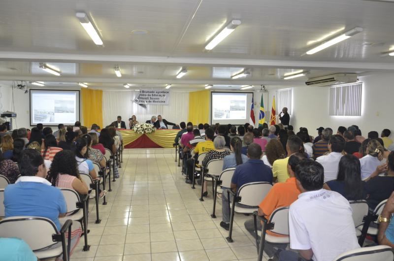 Brumado: Prefeitura apresenta para a população trabalhos e resultados que vêm sendo obtidos na educação