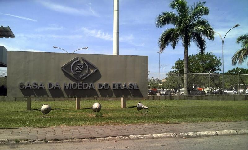 PF cumpre mandados e investiga corrupção na Casa da Moeda, no Rio