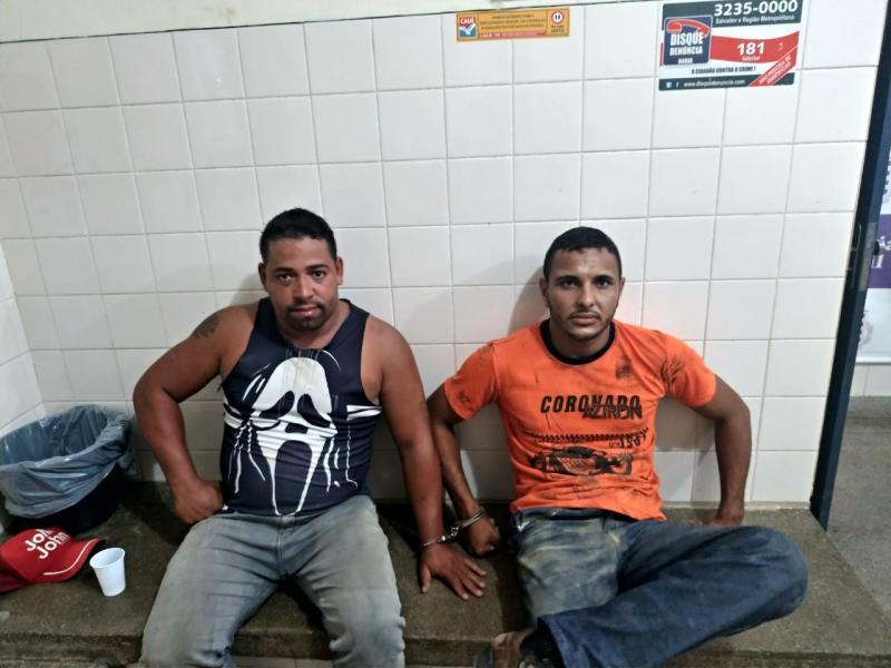 Aracatuenses são presos em Tanhaçu acusados de estelionato