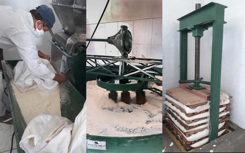 Unidade de beneficiamento da mandioca vai gerar renda para agricultores familiares de Angical