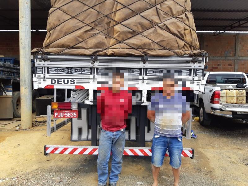 CIPE Sudoeste desarticula desmanche de veículos e prende receptadores em Vitória da Conquista