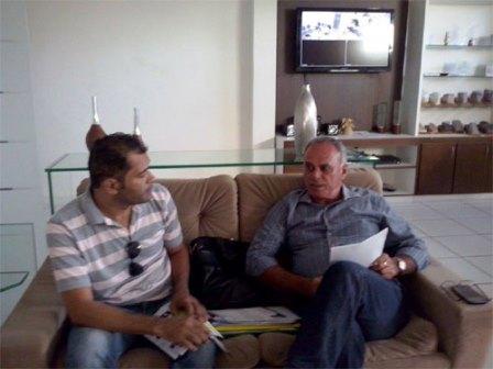 Vereador José Ribeiro solicita do executivo pavimentação e arborização de ruas no município