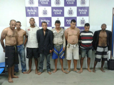 Quadrilha que explodiu banco de Maiquinique foi presa em Itapetinga