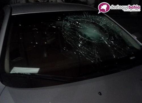 Esposa de empresário brumadense sofre tentativa de assalto na capital baiana