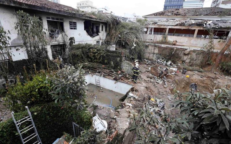 MPF arquiva investigação sobre morte de Eduardo Campos sem determinar a causa exata do acidente