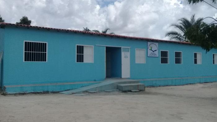 Malhada de Pedras: Prefeitura inicia ano Letivo com todas as escolas reformadas, maior comodidade para os alunos