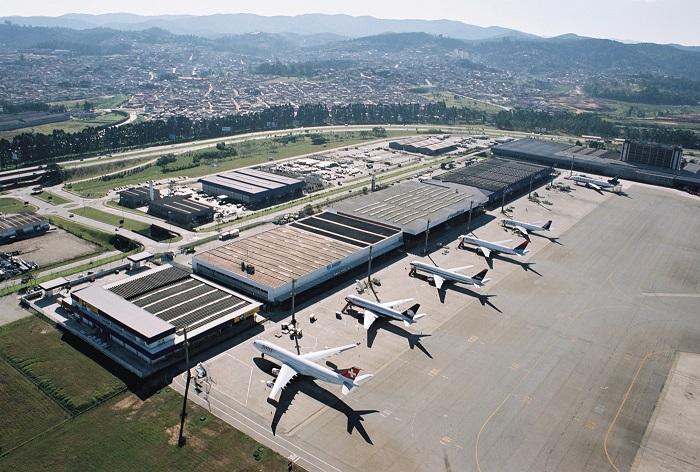 Dez criminosos participaram de roubo de ouro no Aeroporto de Guarulhos