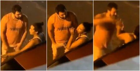 Deam de Ilhéus interroga homem aparece agredindo mulher em vídeo; caso repercutiu em todo país