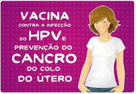 DIA MUNICIPAL DE VACINAÇÃO CONTRA O HPV