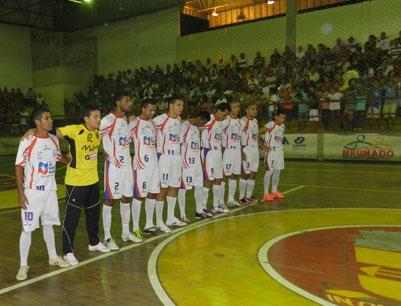 Neste fim de semama tem o Zonal Final do 12º Campeonato do Sudoeste de Futsal Edição 2014