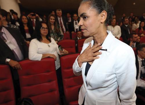 Por 6 a 1, TSE barra partido de Marina Silva nas eleições de 2014