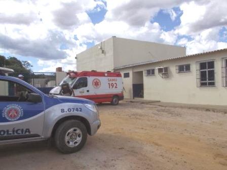 Morro do Chapéu: Rebelião na Cadeia Pública