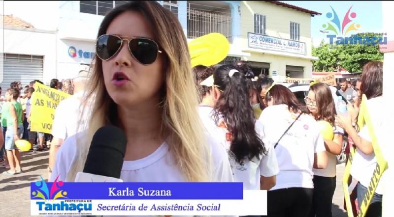 Campanha de Enfrentamento à Violência Sexual Contra Crianças e Adolescentes em Tanhaçu, veja o vídeo