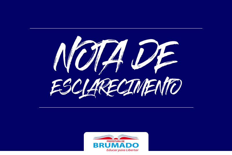 Prefeitura de Brumado emite nota de esclarecimento sobre falta de premiação no campeonato do Bairro Dr. Juracy