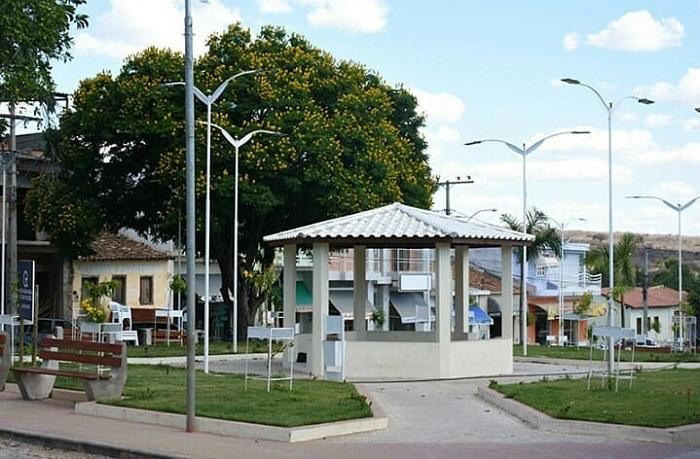 Antiga Praça da Feira de Guajeru será inaugurada na próxima segunda-feira (16)