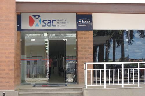 Rede SAC retomou atividades nesta segunda-feira (1º)