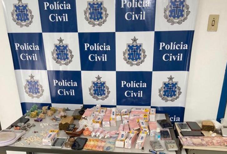 Operação  desarticula quadrilha de roubo de cargas na Bahia